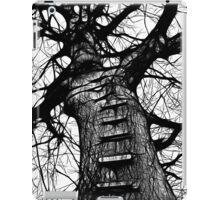 The Ladder (dark ink) iPad Case/Skin