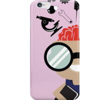 LITTLE KIDS DO SCIENCE ! iPhone Case/Skin