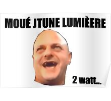 moe jtune lumiere Poster