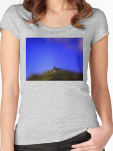 Brent Tor Women's Fitted Scoop T-Shirt