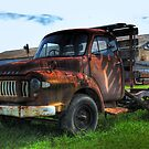 Old Workhorse by Jason Fewins