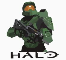 Halo Master Chief by GreenWithEvil