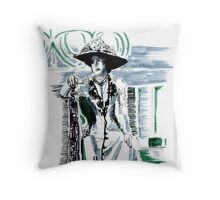 Lady Grantham Throw Pillow
