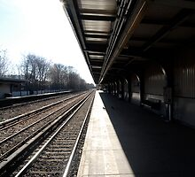 5 Train by Daimion John Peppers