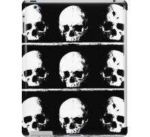 Crypt Skulls iPad Case/Skin