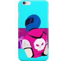 Biker iPhone Case/Skin
