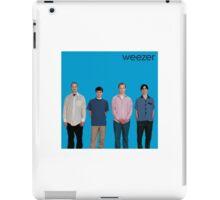 Blue Album iPad Case/Skin