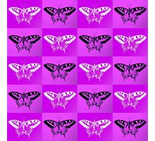 Purple Fantasy Photographic Print