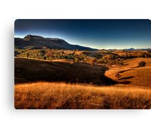 A Wide Brown Land - Capertee Valley Canvas Print