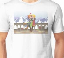 Dragon Age - Cullen and Lavellan [Commission] Unisex T-Shirt