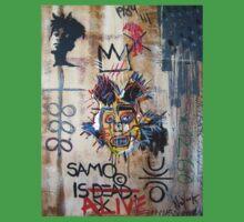 In memory Basquiat One Piece - Short Sleeve