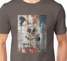 In memory Basquiat Unisex T-Shirt