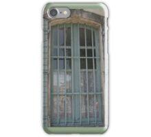 GREEN SHUTTERS iPhone Case/Skin