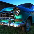 1958 Holden FC Sedan HDR by Jason Fewins