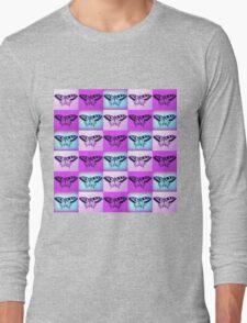 mauve fantasy Long Sleeve T-Shirt