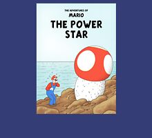 The Adventures of Mario - The Power Star Unisex T-Shirt
