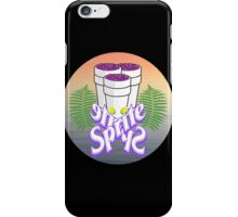 Sprite life iPhone Case/Skin