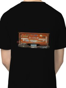 I DON'T DO TAILGATE PARTYS Classic T-Shirt