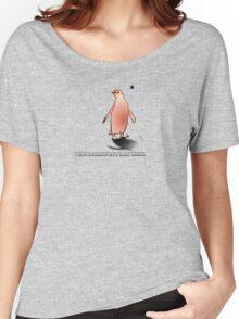 Fried Penguin Women's Relaxed Fit T-Shirt