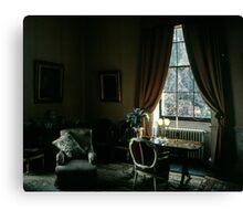 Sitting Room Harewood House 1759 1771 West Yorkshire England 198406030011 Canvas Print