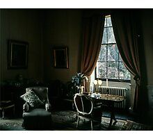 Sitting Room Harewood House 1759 1771 West Yorkshire England 19840603 0011 Photographic Print