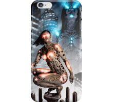 Cyberpunk Painting 049 iPhone Case/Skin