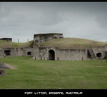 Fort Lytton, Brisbane, Australia by Tim Bellette