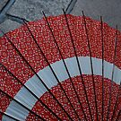 Pretty Red Umbrella by turningjapanese