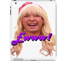 Jimmy Fallon Ewww iPad Case/Skin