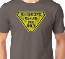 The Prime Directive Unisex T-Shirt