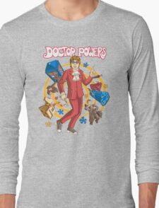 Doctor Powers Long Sleeve T-Shirt