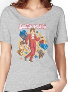 Doctor Powers Women's Relaxed Fit T-Shirt