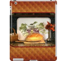 Harvest Time ~ Sour Dough Bread iPad Case/Skin