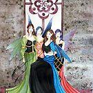 Ladies by Roberta Ponte