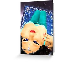 Magic Carpet Ride  Greeting Card