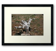 Loan Tree Framed Print