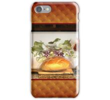 Harvest Time ~ Sour Dough Bread iPhone Case/Skin