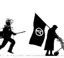 Police & Granny by Bela-Manson