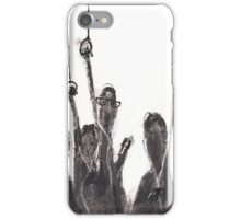 The morning commute iPhone Case/Skin