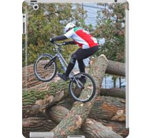 Log Hopper iPad Case/Skin