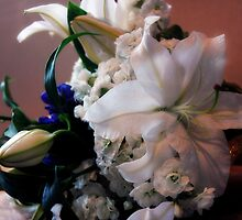 Bouquet of White by joche