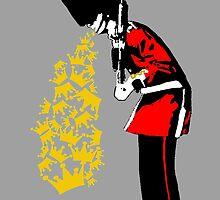Puke Royal Guard (digital remastered version) by Bela-Manson