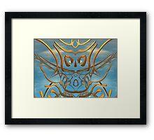 Prey Bird Framed Print