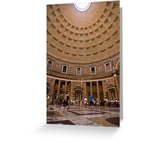 Pantheon - Rome Greeting Card
