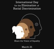 International Day for the Elimination of Racial Discrimination by Samuel Sheats
