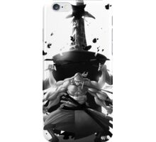 One piece anime manga rornoa Zoro shirt iPhone Case/Skin