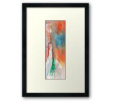 TALLEST TOWER(C2012) Framed Print