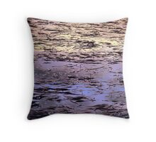 Magical Seagrasses Throw Pillow