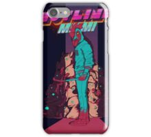 Hotline Miami Jackets Slaughter  iPhone Case/Skin