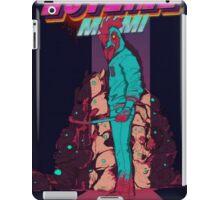 Hotline Miami Jackets Slaughter  iPad Case/Skin